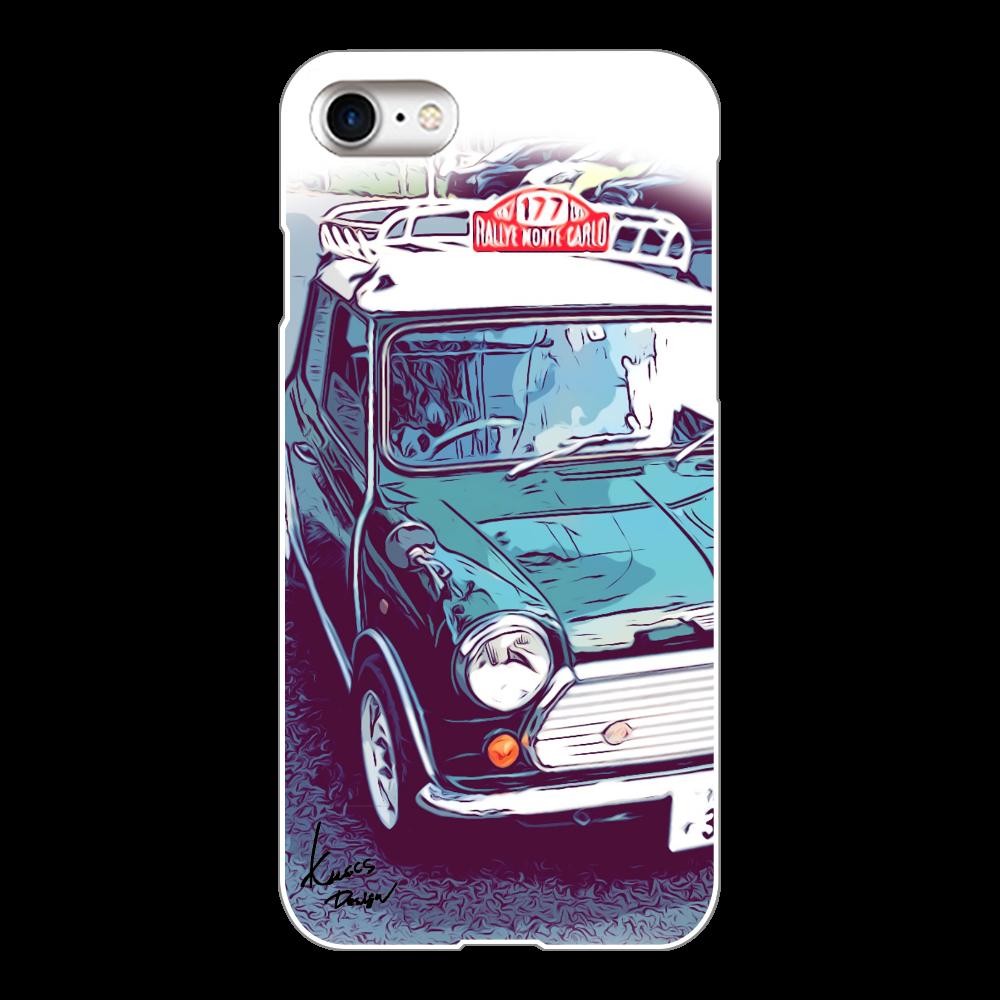 ROVER MINI クリア スマホケース iPhone8用 iPhone8(透明)