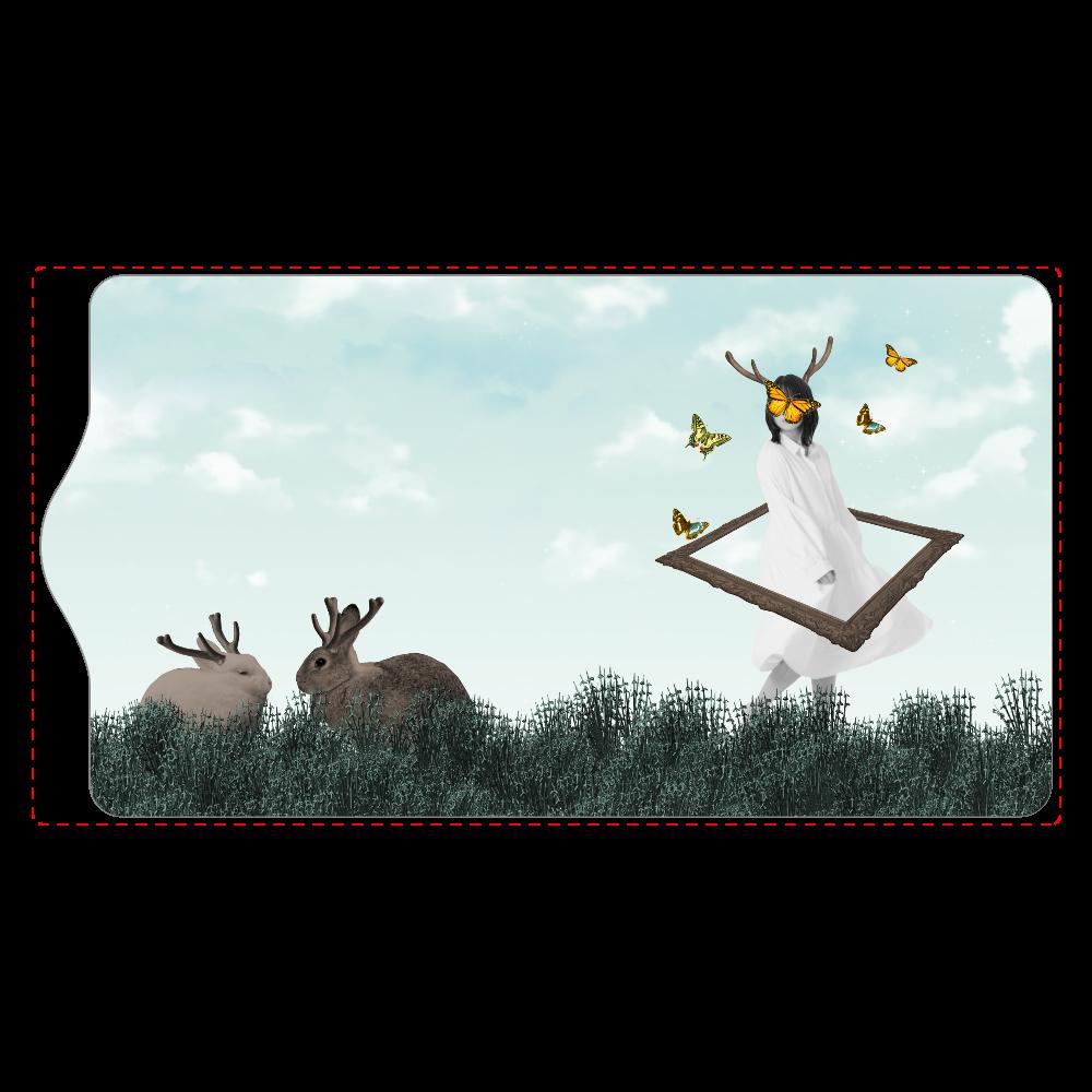 とある鹿人の夢 キーケース