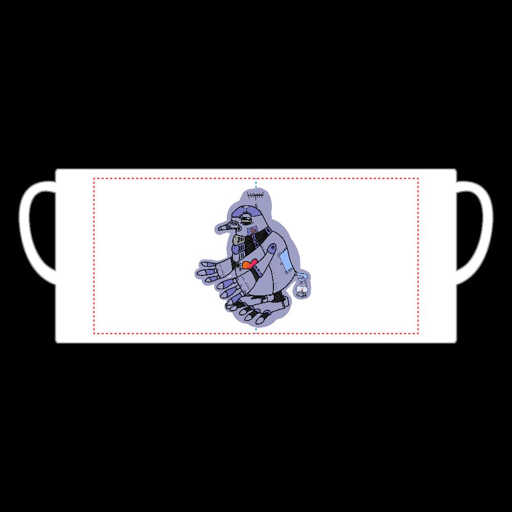 【56ペンギーノ】マグカップ スーパーホワイトマグカップV1
