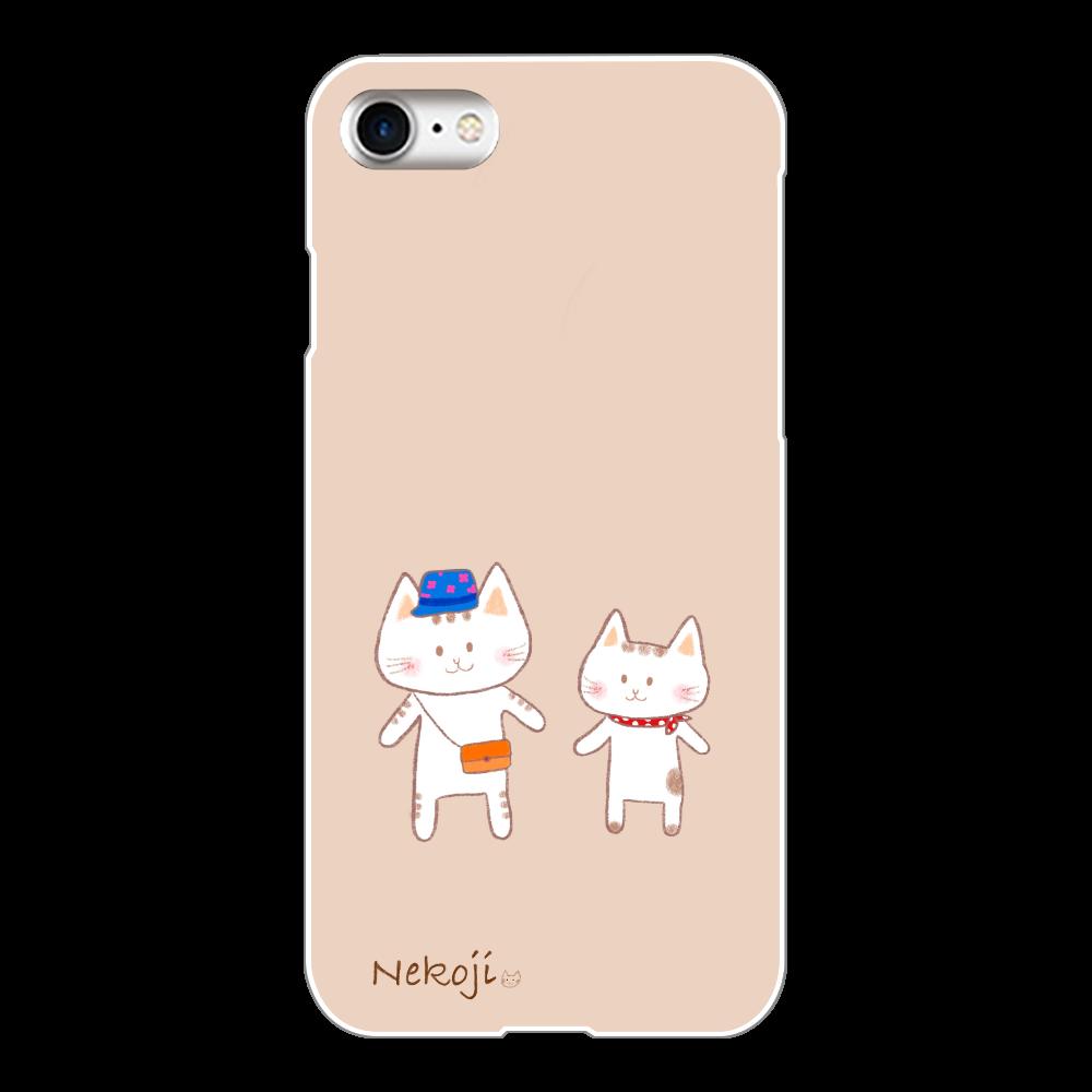 スマホケース iPhone8(透明)  iPhone8(透明)