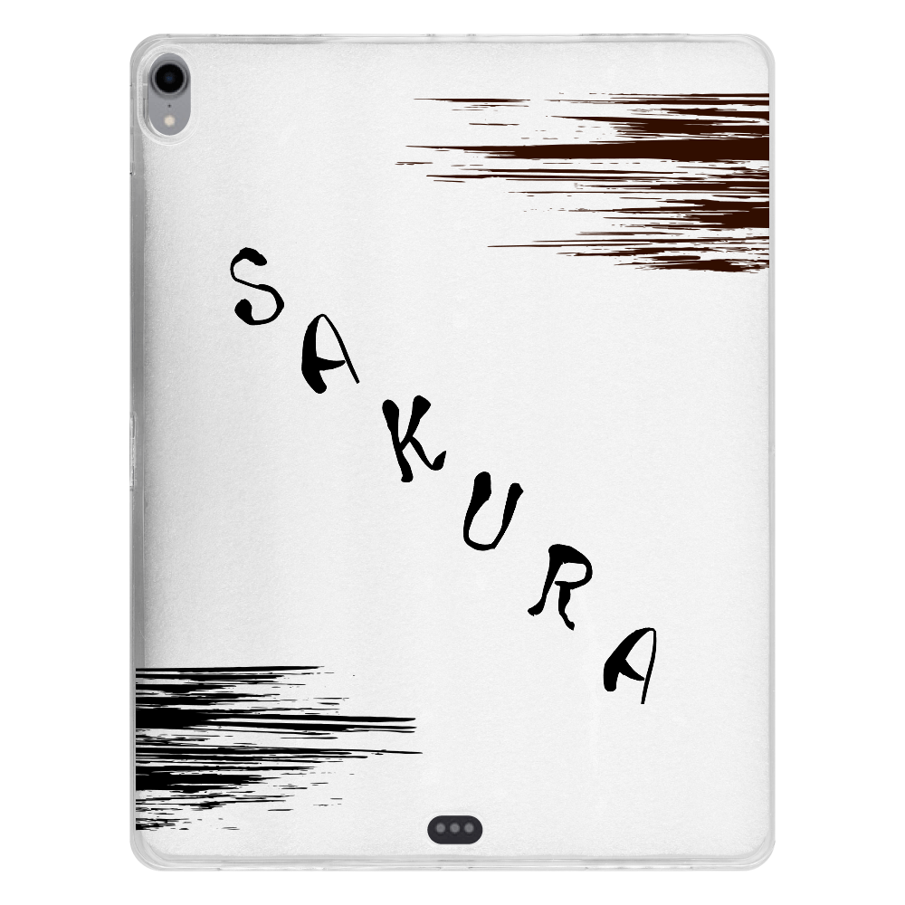 SAKURA iPadproケース  iPad Pro 12.9インチ(2018年モデル) タブレットケース