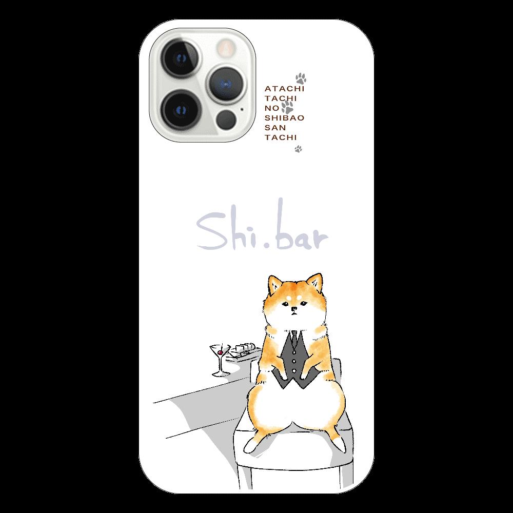あたちたちのソフトスマホケース iPhone12 Pro