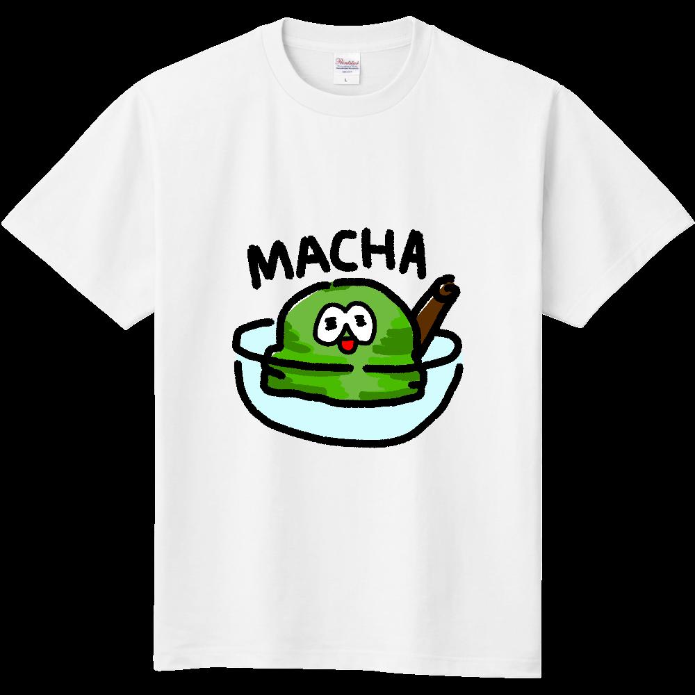 抹茶アイスTシャツ 定番Tシャツ