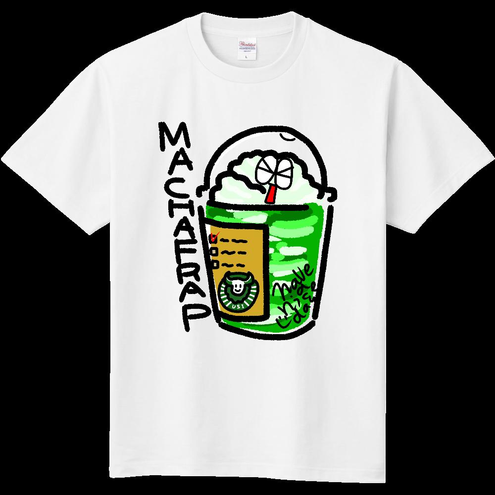 抹茶フラペチーノTシャツ 定番Tシャツ