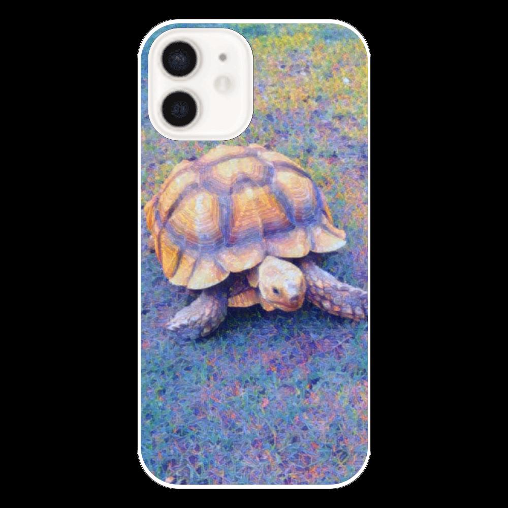 リクガメ iPhone12