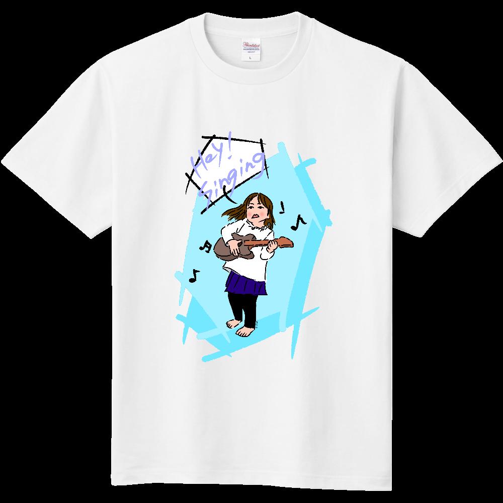 シンギングガール Tシャツ 定番Tシャツ