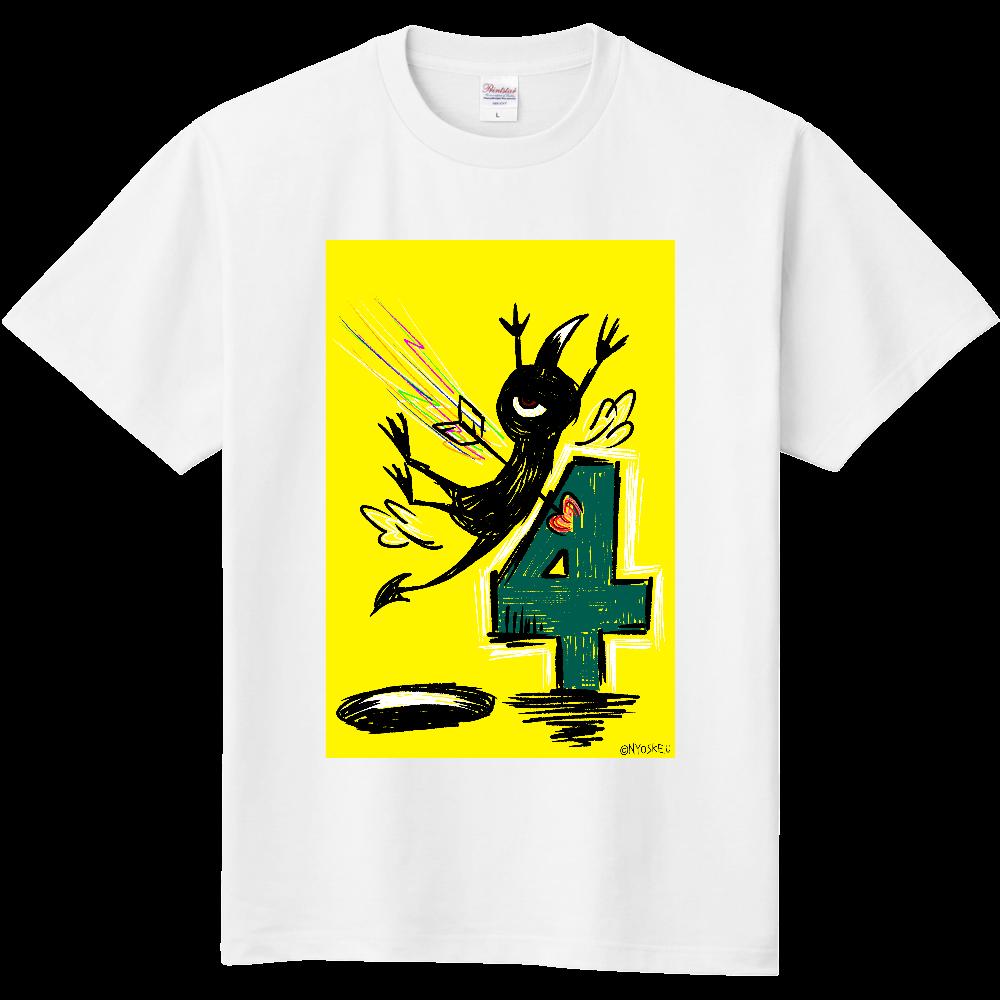 【365Tシャツ】4.ホールインワン 定番Tシャツ
