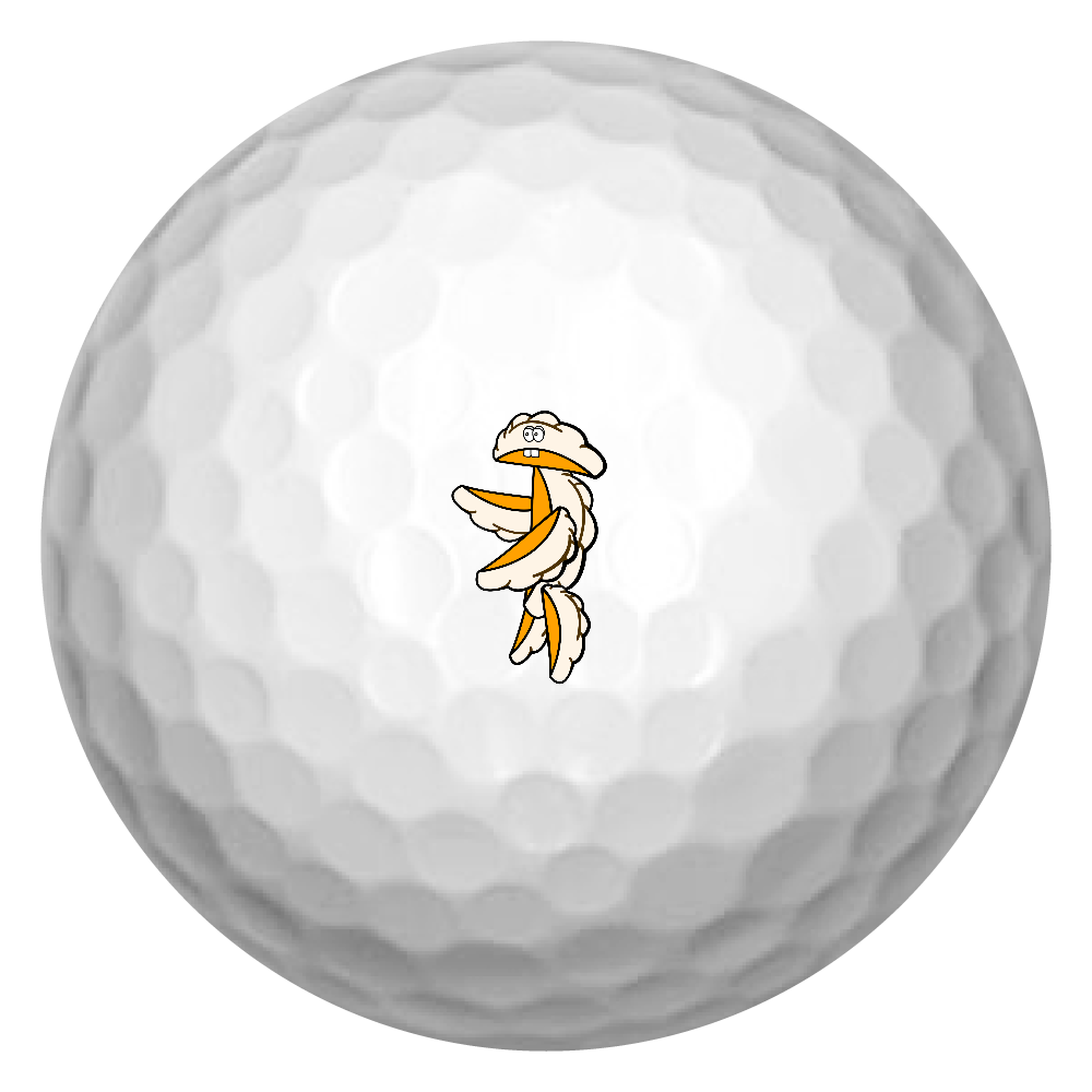餃子のぎょう君 ゴルフボール ゴルフボール(3個セット)
