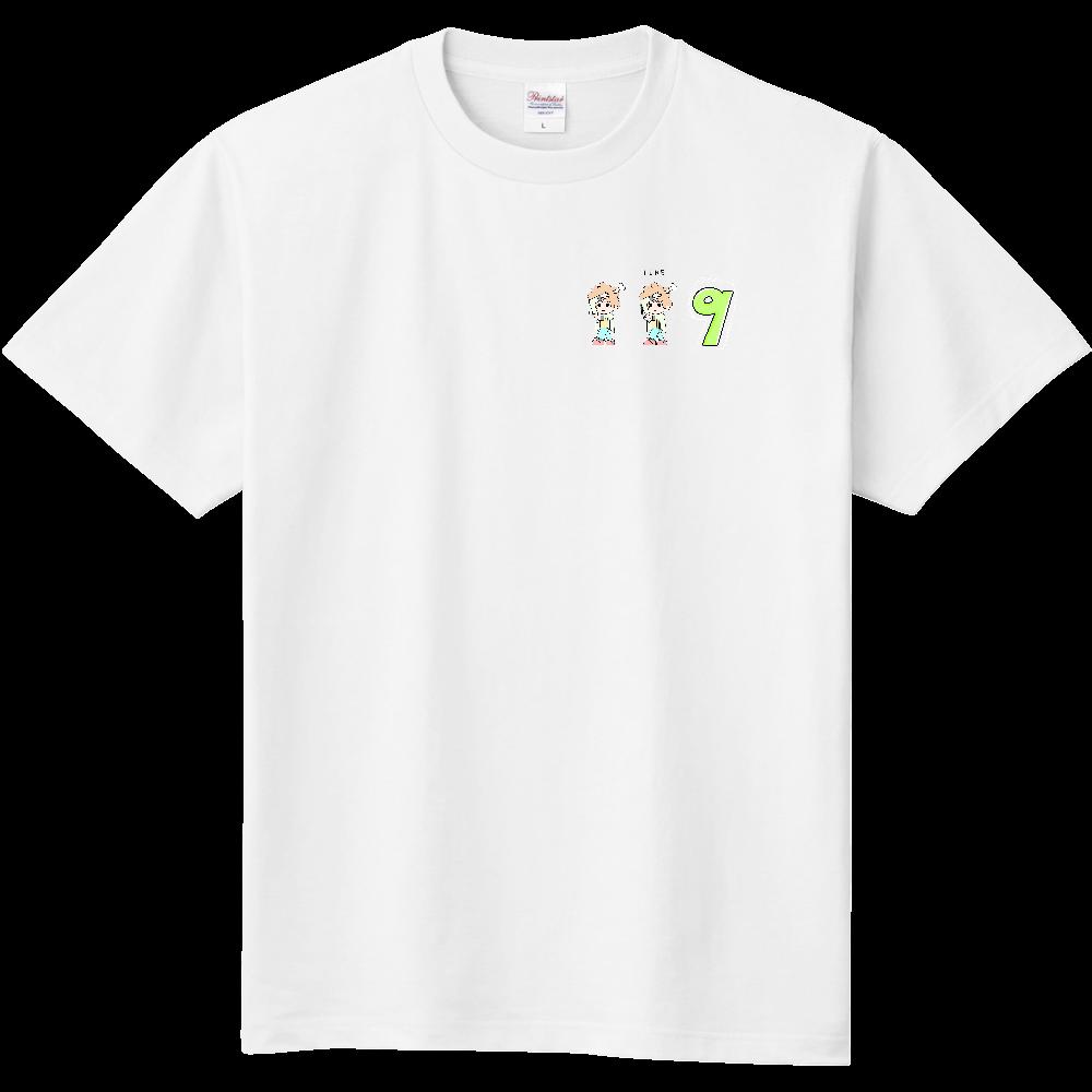 【365Tシャツ】9.ふぁいん 定番Tシャツ