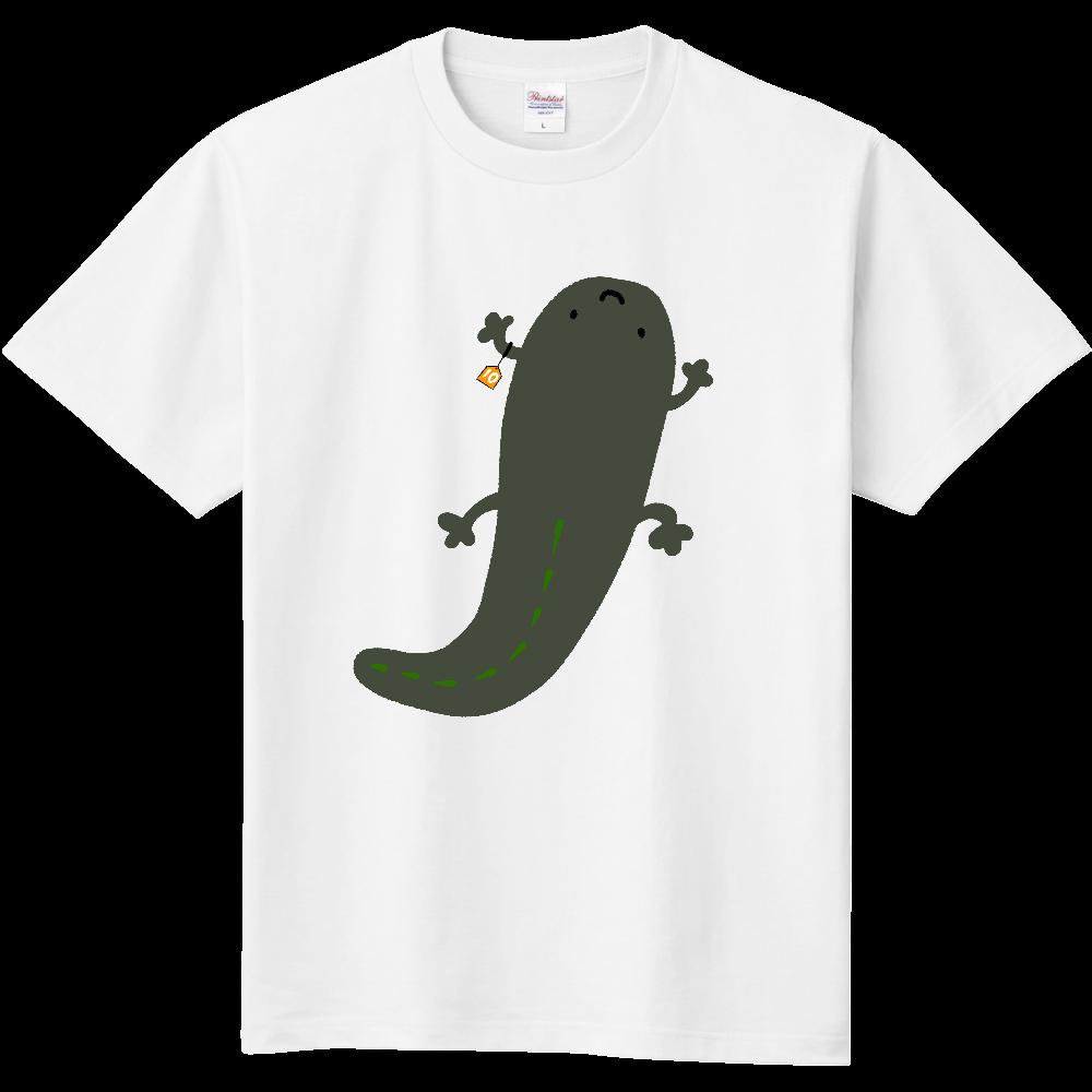 【365Tシャツ】10.オオサンショウウオ 定番Tシャツ