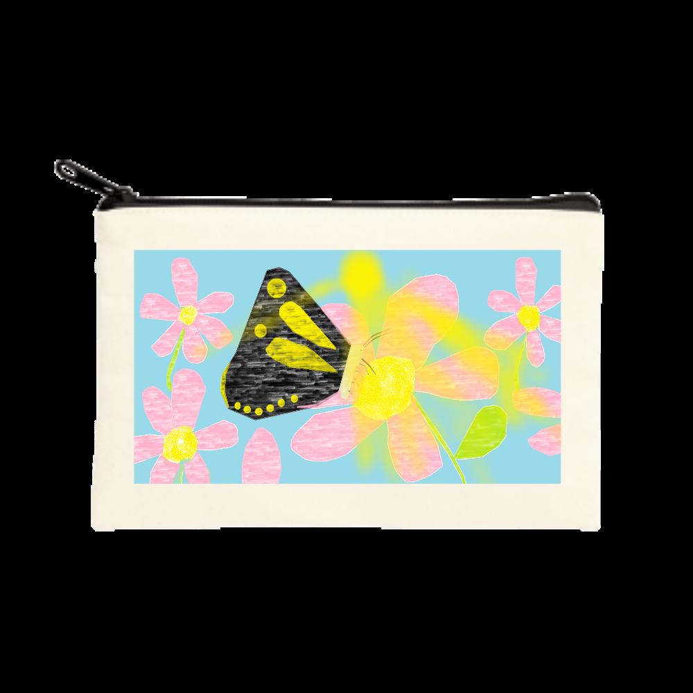 蝶々 ポーチ(S)