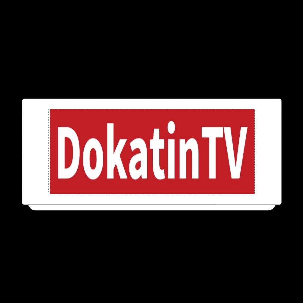 DokatinTV湯呑み 湯のみ(S)