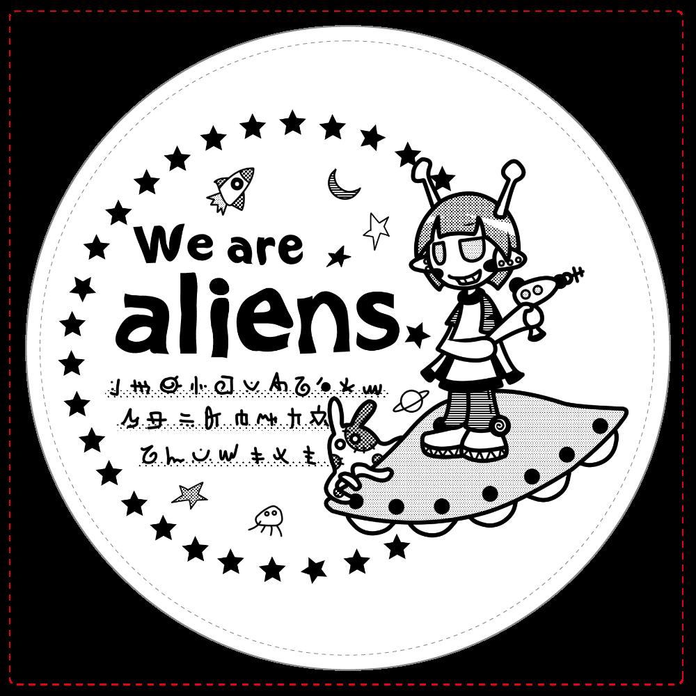 我々は宇宙人だ コインケース コインケース