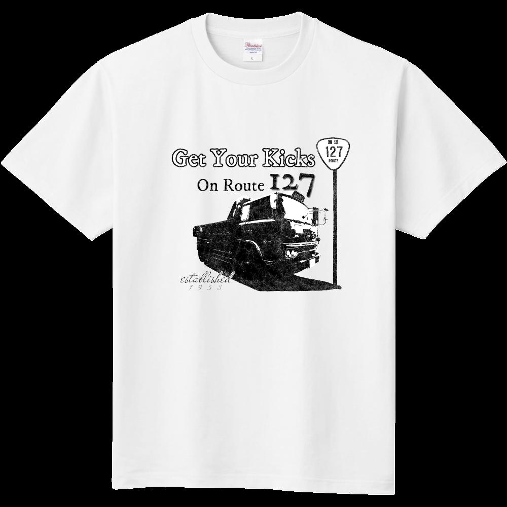 房総半島ROUTE 127Tシャツ 定番Tシャツ