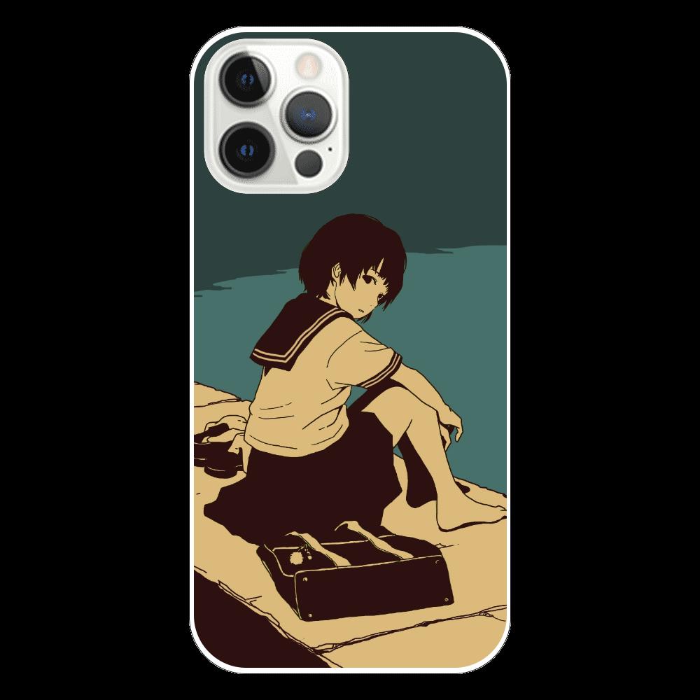 夏の終わりに iPhone12 Pro