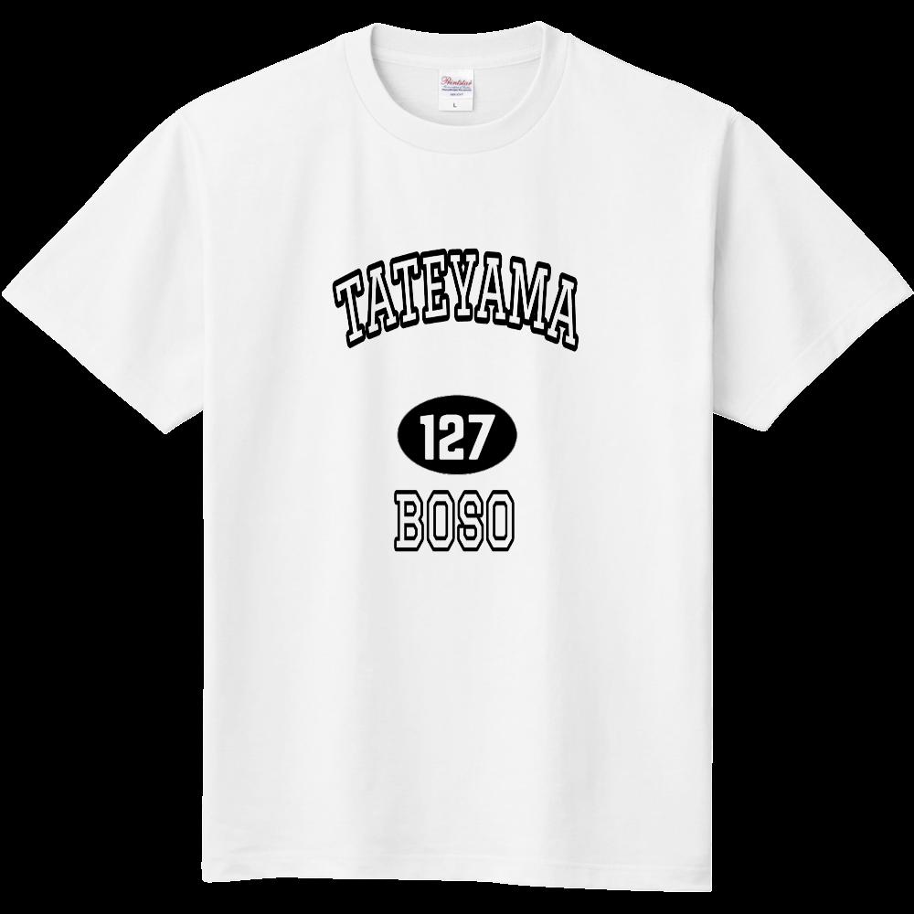 房総半島ROUTE 127 TATEYAMAT シャツ 定番Tシャツ