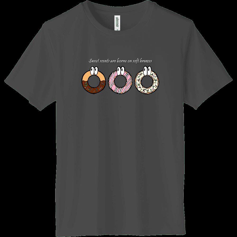 ドーナツ/モンスター インターロックドライTシャツ