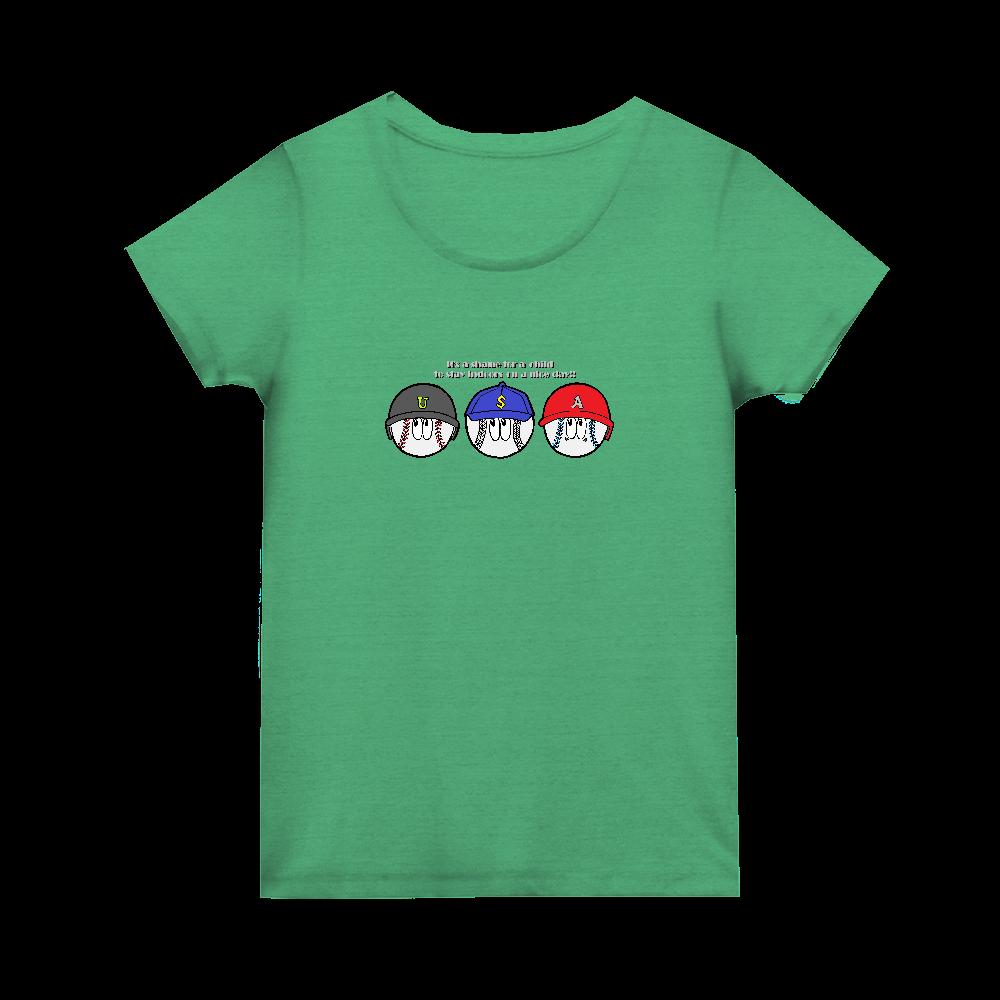 ベースボール/モンスター トライブレンド ウィメンズ Tシャツ