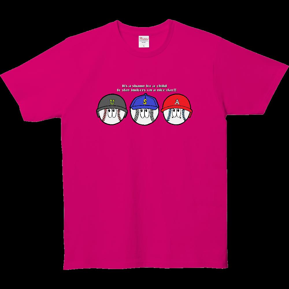 ベースボール/モンスター 5.0オンス ベーシックTシャツ(キッズ)