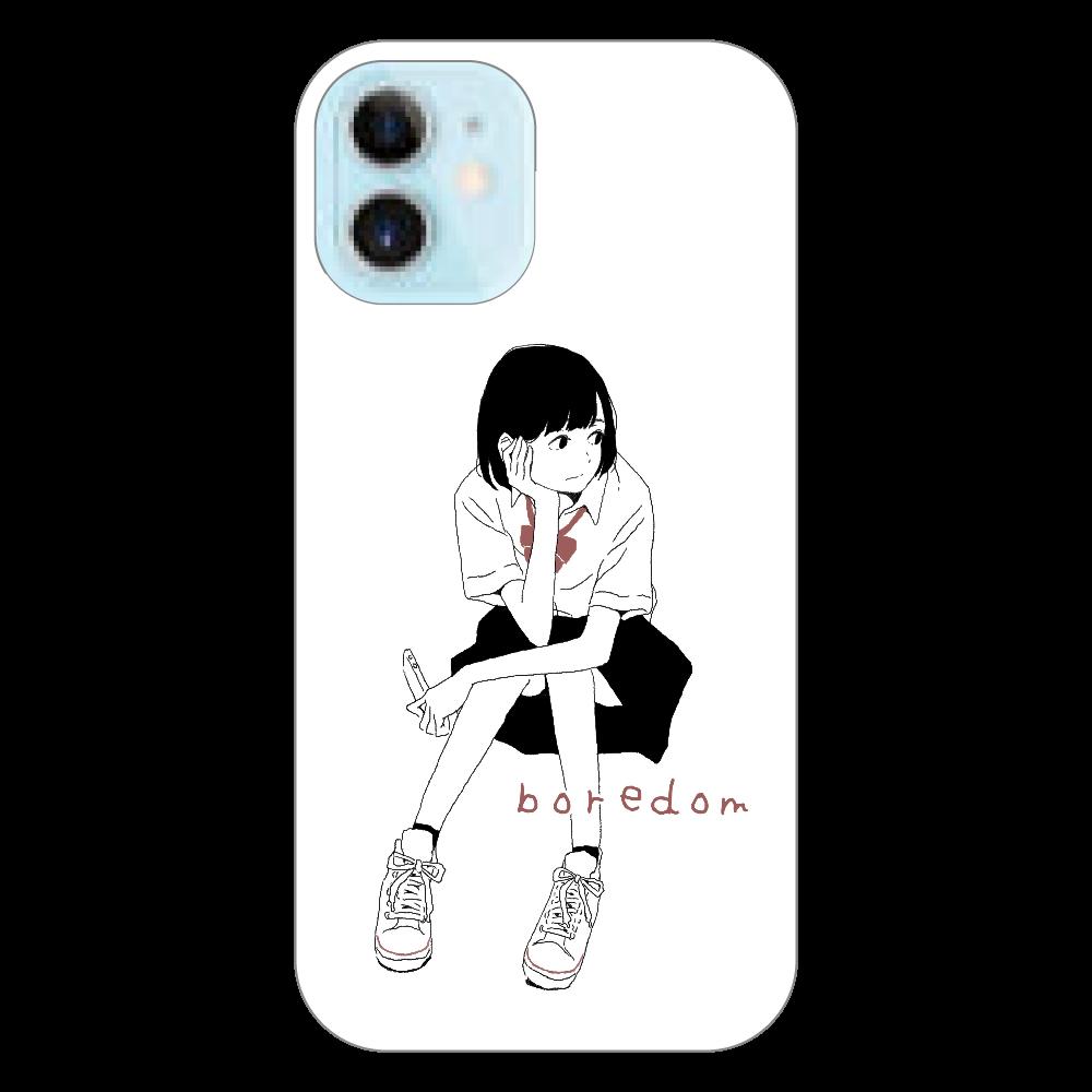退屈 iPhone12 mini