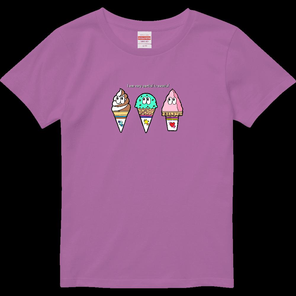 アイス/モンスター ハイクオリティーTシャツ(ガールズ)