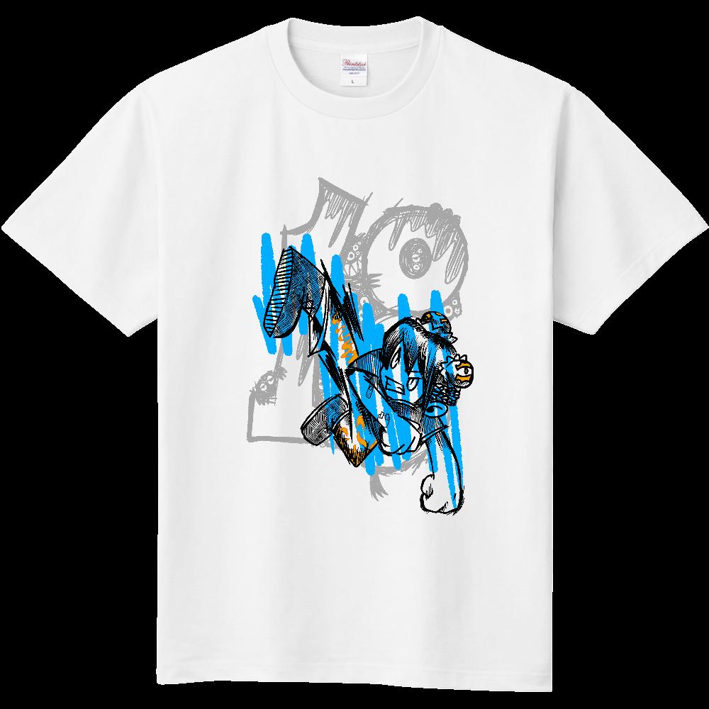 画竜点睛Tシャツb 定番Tシャツ
