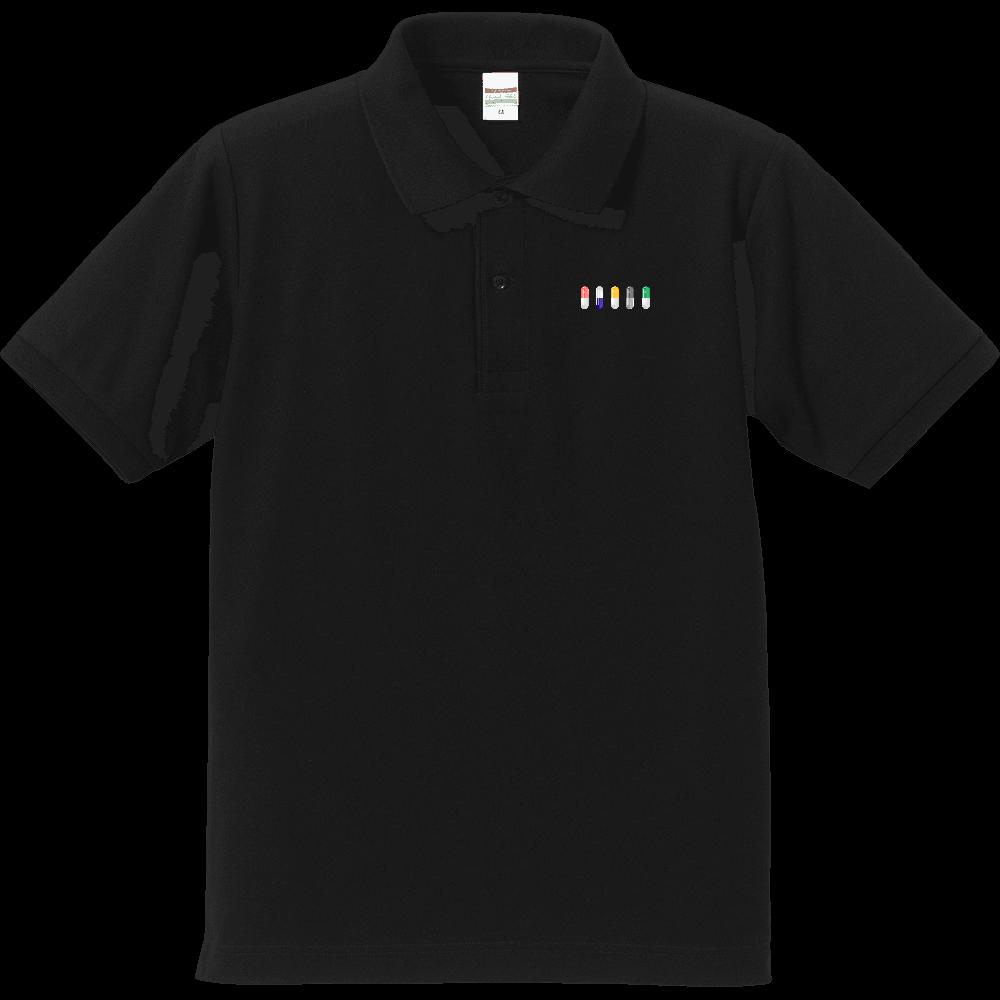 カプセル ポロシャツ ドライカノコユーティリティーポロシャツ