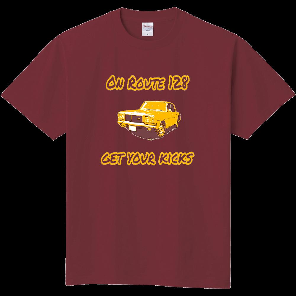 房総半島route128  Tシャツ 定番Tシャツ