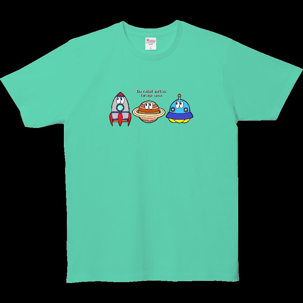宇宙/モンスター 5.0オンス ベーシックTシャツ(キッズ)