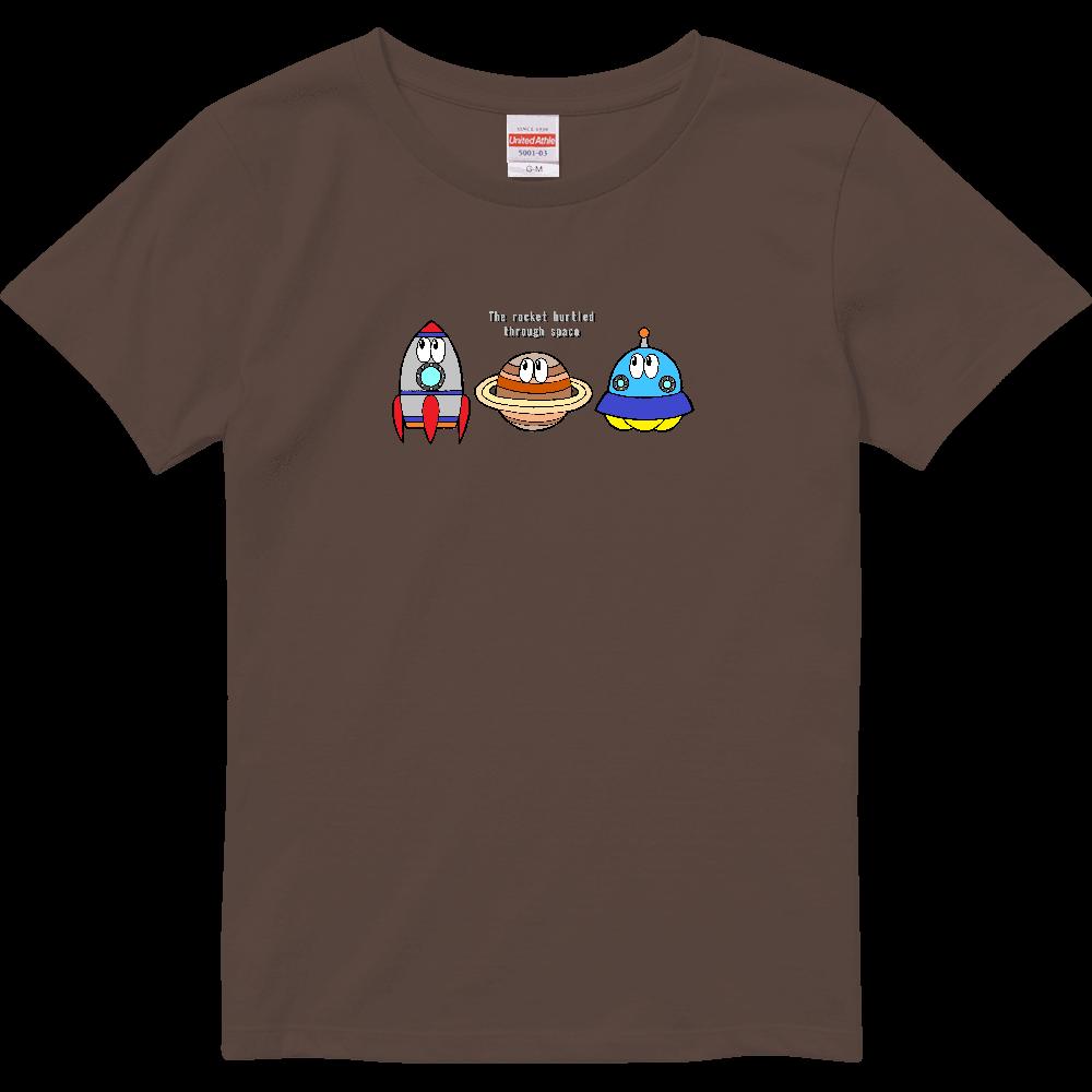 宇宙/モンスター ハイクオリティーTシャツ(ガールズ)