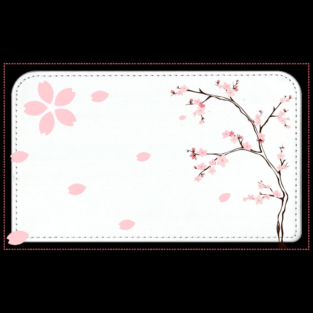 桜ポーチ 化粧ポーチ