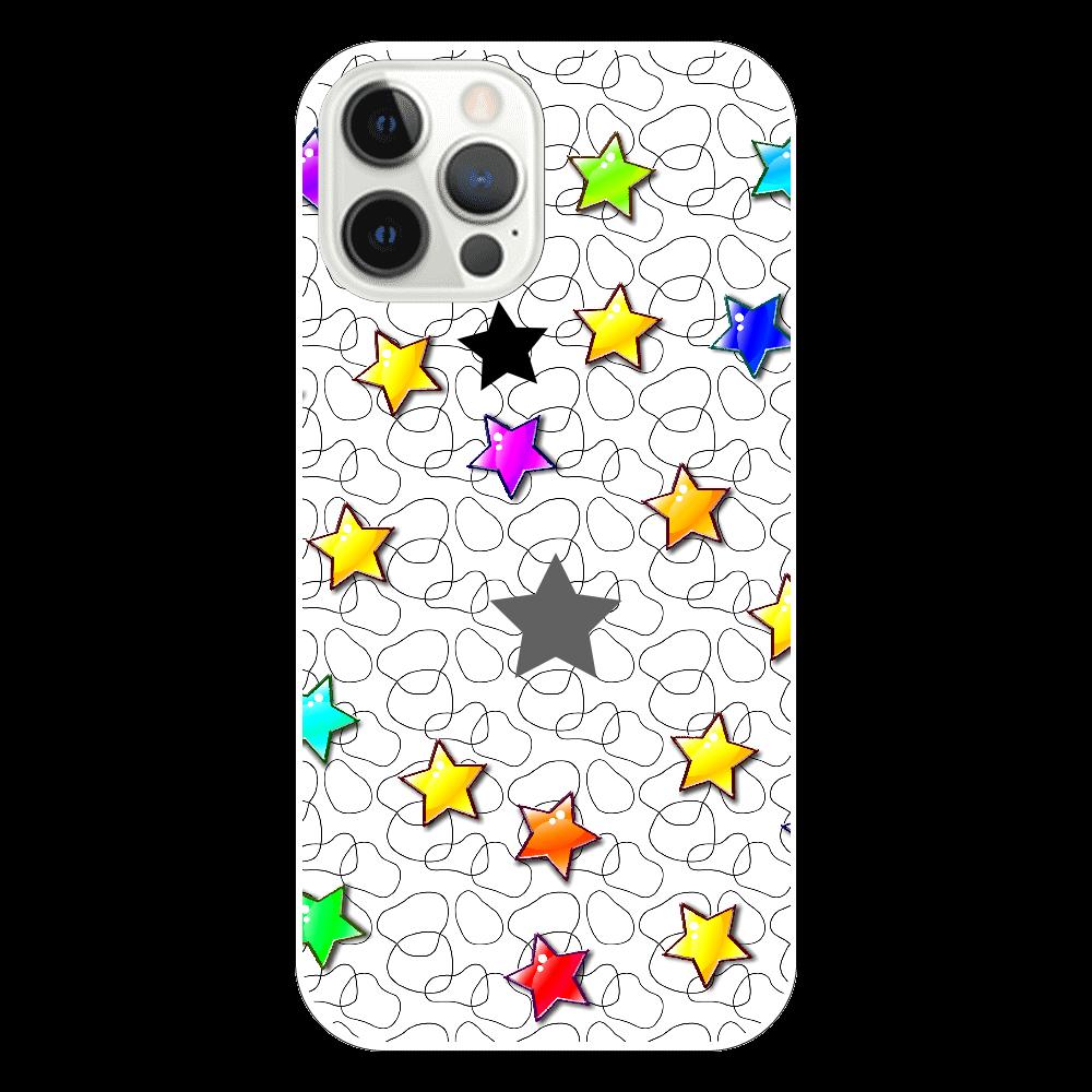 星空 iPhone12 Pro iPhone12 Pro(透明)