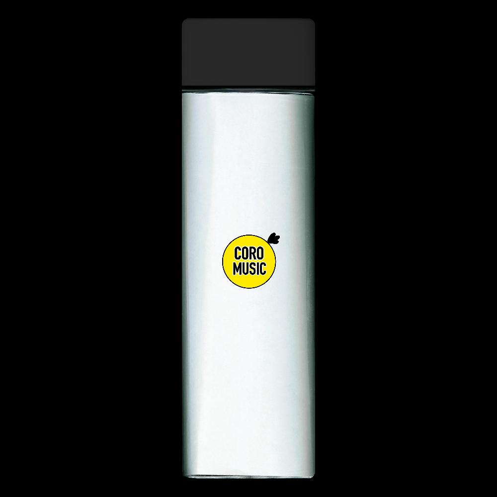 CORO MUSIC ボトル スクエアクリアボトル