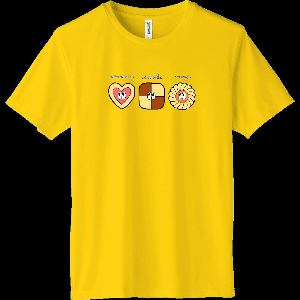 クッキー/モンスター インターロックドライTシャツ