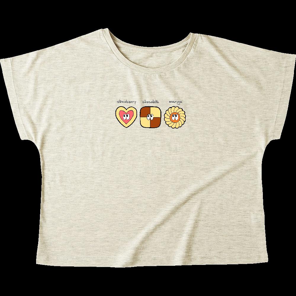 クッキー/モンスター ウィメンズ ドルマン Tシャツ