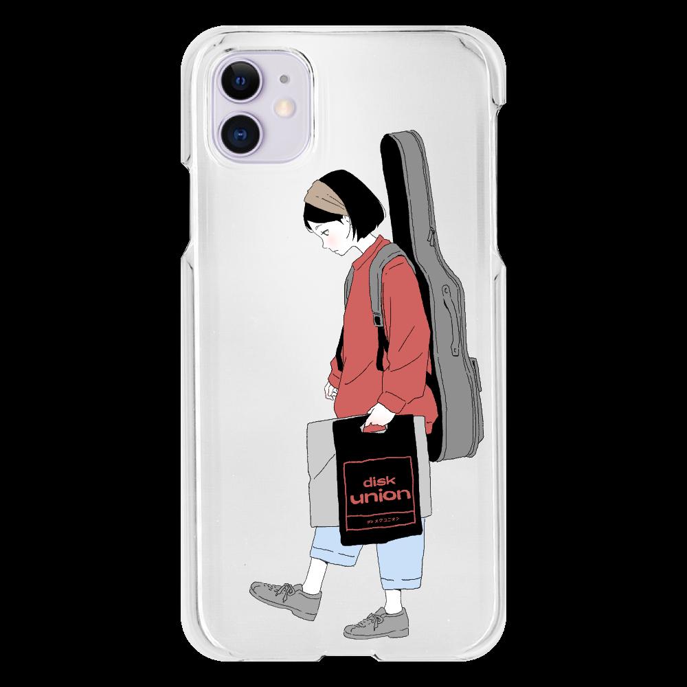 ユニオン iPhone11(透明)
