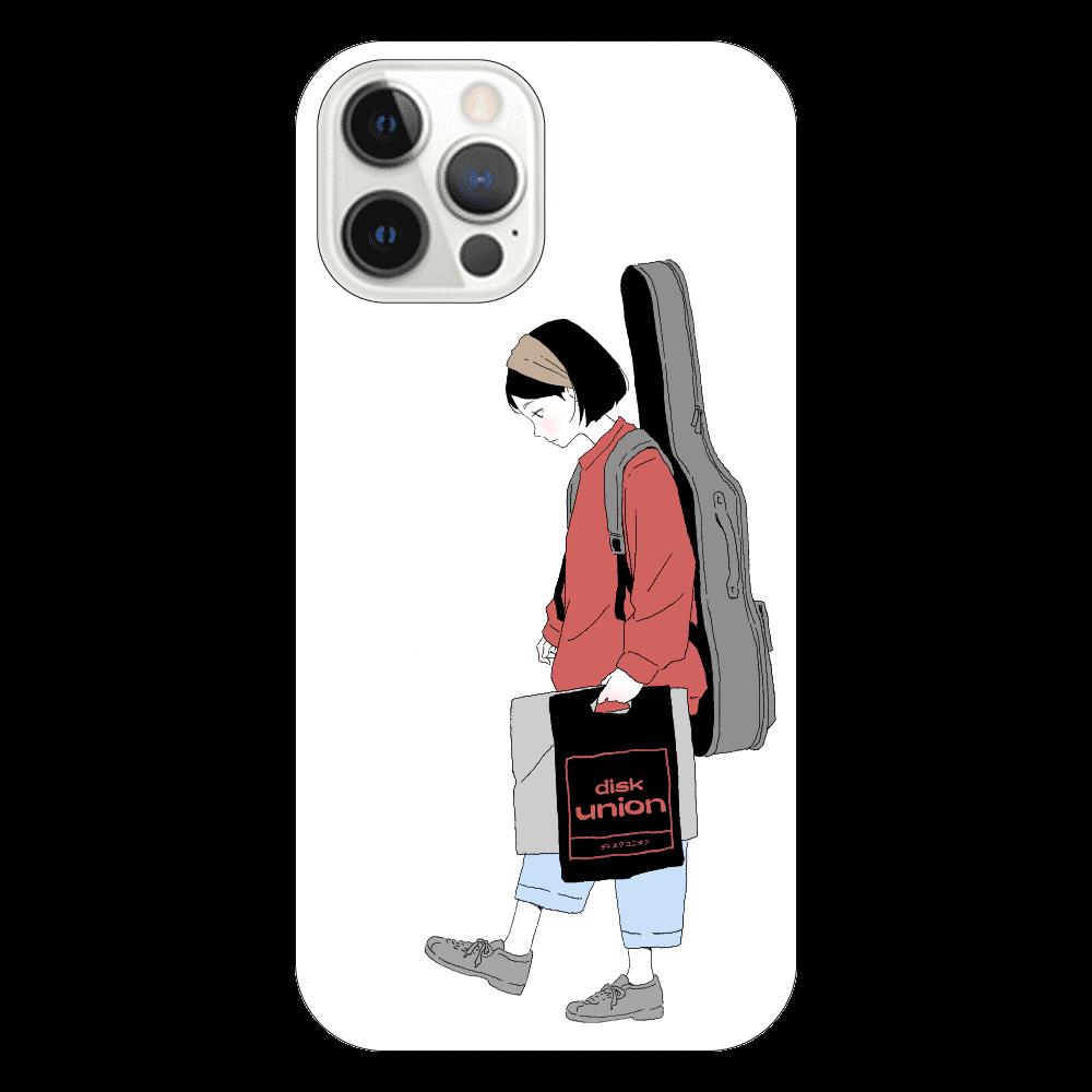 ユニオン iPhone12 Pro(透明)