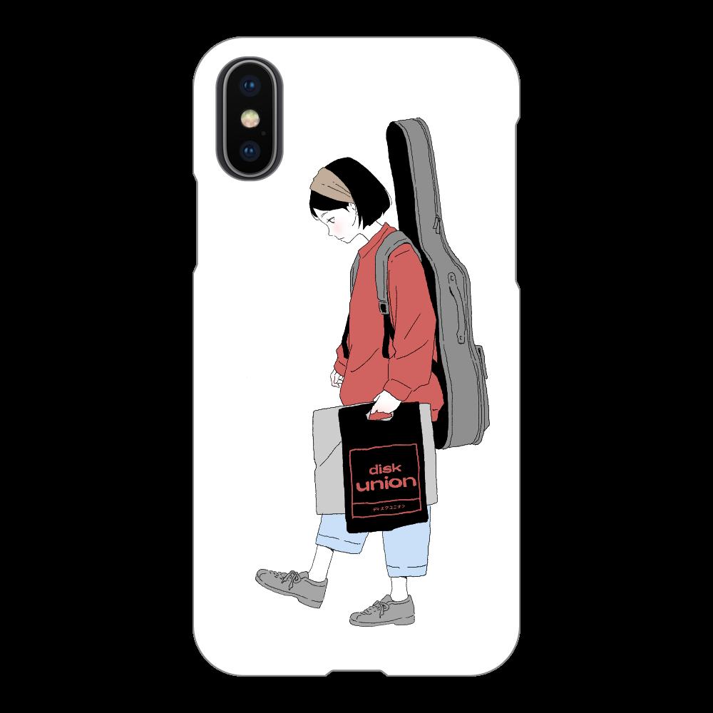 ユニオン iPhoneX/Xs(白)