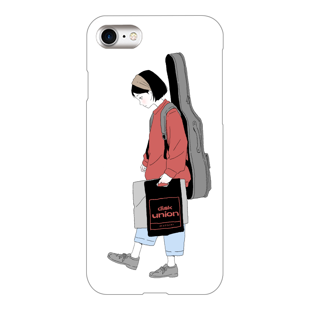 ユニオン iPhone8(白)