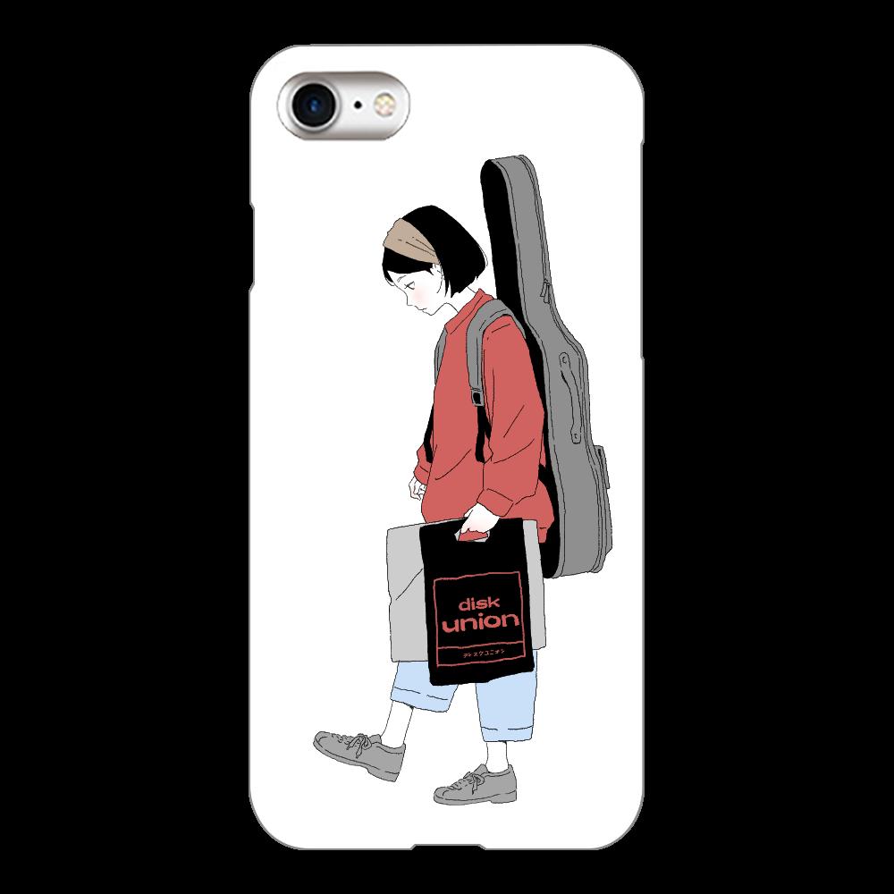 ユニオン iPhone8(透明)