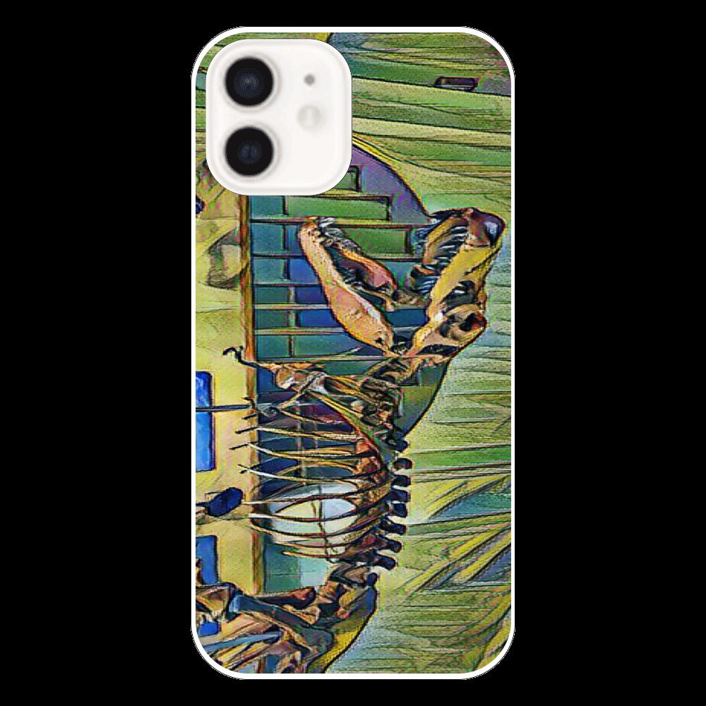 恐竜骨格 iPhone12
