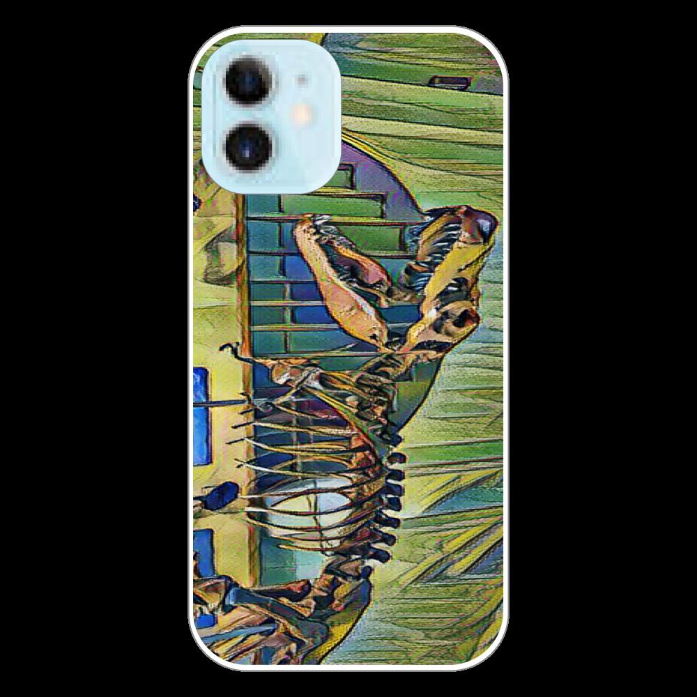 恐竜骨格 iPhone12 mini