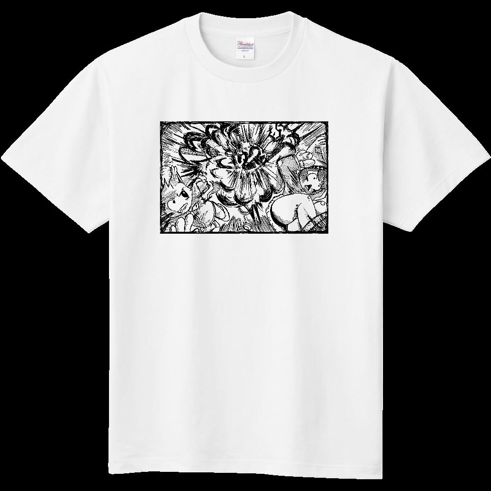 【365Tシャツ】22.コミカルバースト 定番Tシャツ