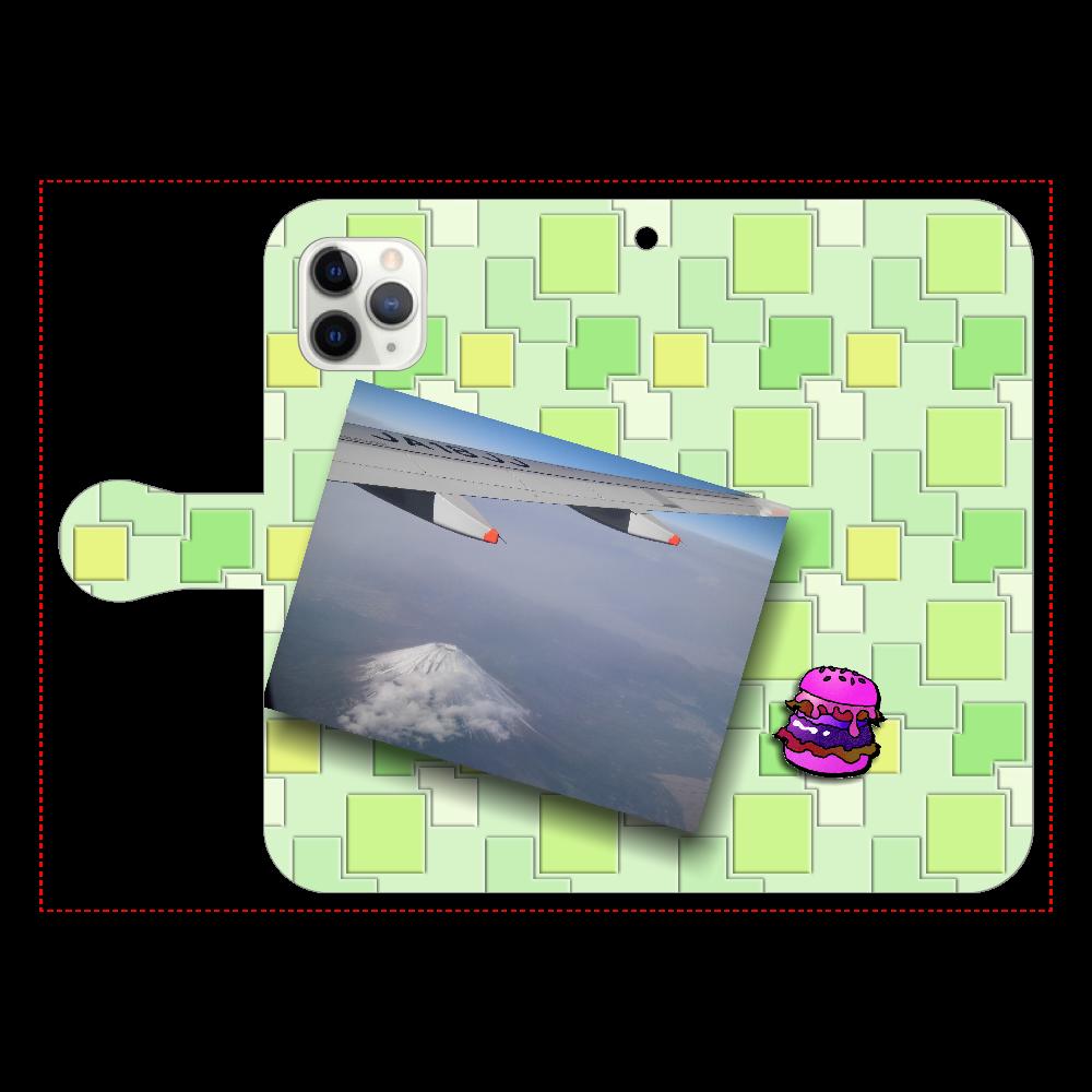 富士山 in the sky2 手帳型iPhone11 Pro iPhone11 Pro 手帳型スマホケース