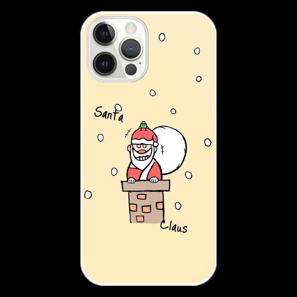 Santa Claus /iPone12Proケース iPhone12 Pro