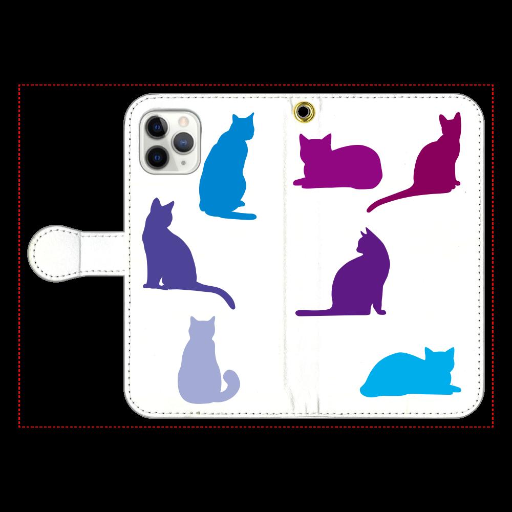 手帳型ベルト付きiPhone11 Pro iPhone11 Pro 手帳型スマホケース