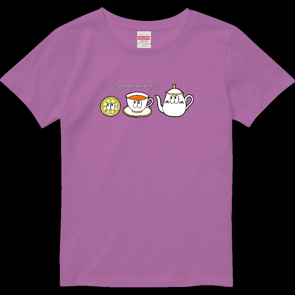 紅茶/モンスター ハイクオリティーTシャツ(ガールズ)
