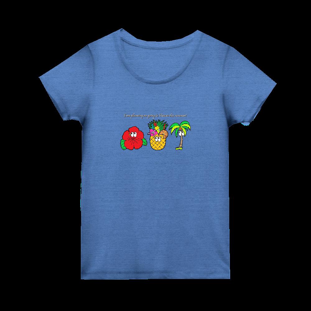 ハワイ/モンスター トライブレンド ウィメンズ Tシャツ