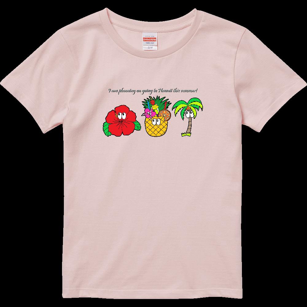 ハワイ/モンスター ハイクオリティーTシャツ(ガールズ)