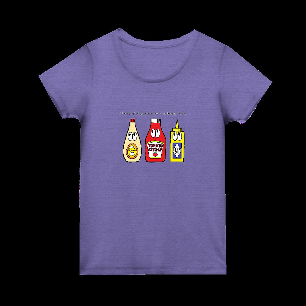 ソース/モンスター トライブレンド ウィメンズ Tシャツ